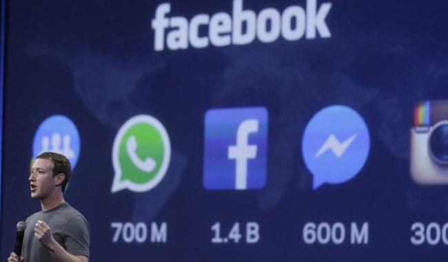 20 najcenniejszych statystyk Facebooka za 2017 rok