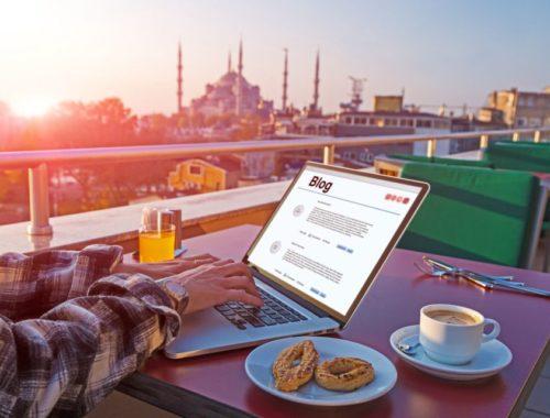 Cyfrowy Nomada - styl życia, który inspiruje miliony